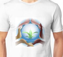 Ecological concept Unisex T-Shirt