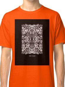 Tattoo Comp | Celtic Design  -  love & peas  Classic T-Shirt