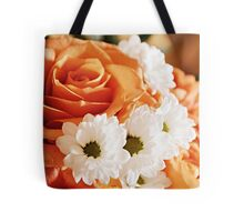 On a Rosy Day Tote Bag