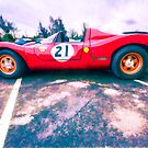 Noble P4 Classic Race Car by CarlH2013