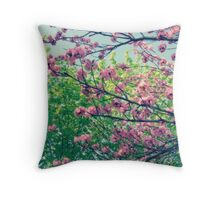 That Summer Feeling Throw Pillow