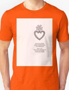 Tattoo Comp    Mothers Heart T-Shirt