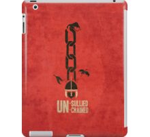 Unsullied Unchained iPad Case/Skin
