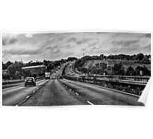 The Motorway... Poster