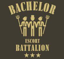 Bachelor Escort Battalion (Stag Party / Sand) by MrFaulbaum