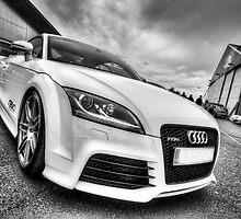 Audi TT by CarlH2013