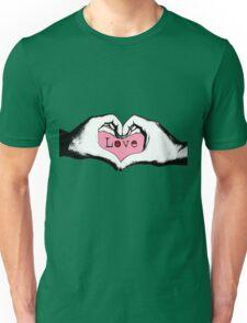 Love hands Unisex T-Shirt