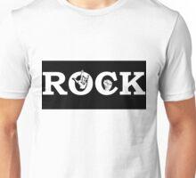 Rock header Unisex T-Shirt