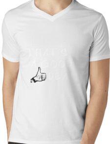 Good idea Mens V-Neck T-Shirt