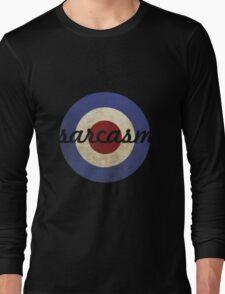 Sarcasm Long Sleeve T-Shirt