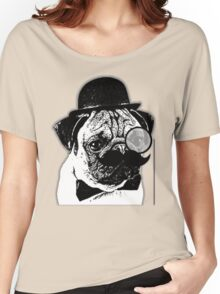 Posh Pug! Women's Relaxed Fit T-Shirt