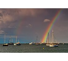 """A Covenant Over Corio Bay"" Photographic Print"