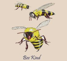 Bee Kind by David Fraser