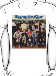 Saves the Day - Through Being Cool T-Shirt