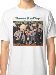 Saves the Day - Through Being Cool Classic T-Shirt
