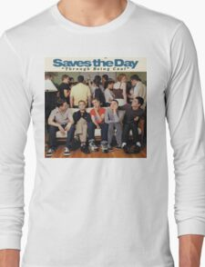 Saves the Day - Through Being Cool Long Sleeve T-Shirt