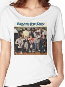 Saves the Day - Through Being Cool Women's Relaxed Fit T-Shirt