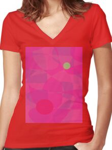 Next Generation Women's Fitted V-Neck T-Shirt