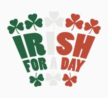 Irish For A Day by Style-O-Mat