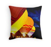 Hot To Launch Throw Pillow