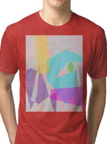 Green Ball Tri-blend T-Shirt