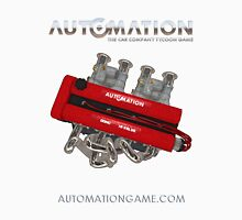 Automation - 4 Cylinder Race Engine MK2 Unisex T-Shirt