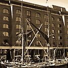 St Katherine's Dock London by DavidHornchurch