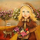 Flower-Girl by Monica Blatton