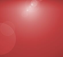Lens Flare Red by Joey Kuipers