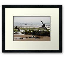 Wreck Beach Framed Print
