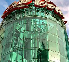 The World of Coca Cola by paintingsheep