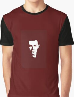 sean connery t-shirt Graphic T-Shirt