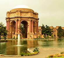 San Francisco, CA - Palace of Fine Arts by Mike Oliver