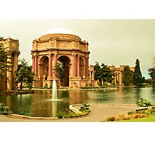 San Francisco, CA - Palace of Fine Arts Photographic Print