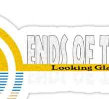 Ends of the Earth (ver3) Sticker