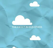 The Fault In Our Stars - John Green by Charliejoe24
