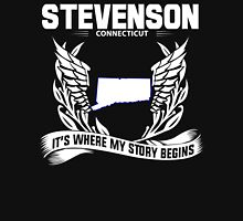 STEVENSON,CONNECTICUT T-Shirt