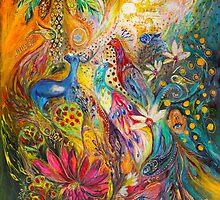 Remembering Yotvata by Elena Kotliarker