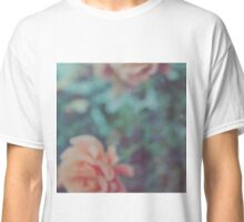Faded Floral Classic T-Shirt