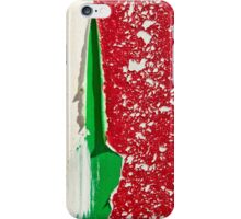 Candle for Christmas iPhone Case/Skin