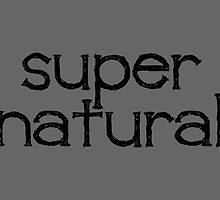 super natural by Vana Shipton
