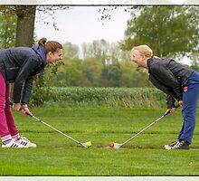 sports is fun by Birgit Van den Broeck