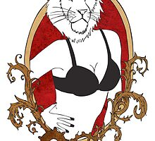 Industrielle Designs- Lion by Sophie Broyd