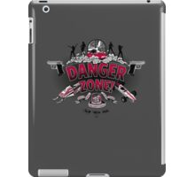 Danger Zone! iPad Case/Skin