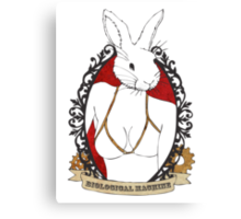 Industrielle Designs- Rabbit Canvas Print