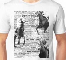 2013 Kentucky Derby Hopefuls Unisex T-Shirt