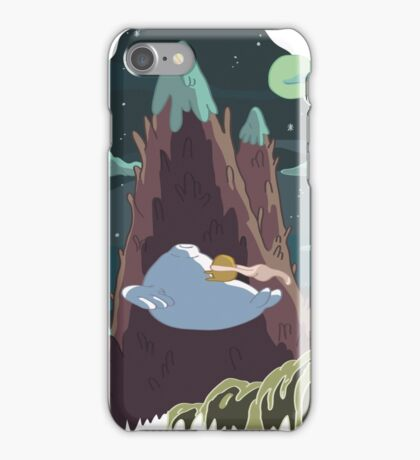 Bryce's Poster - Adventure Time iPhone Case/Skin