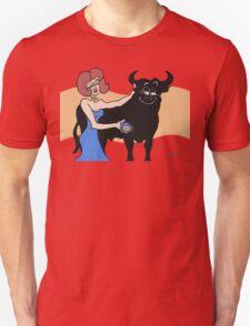 Wildago's Pearl and the Osborne Bull T-Shirt