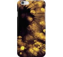 indigo moon iPhone Case/Skin