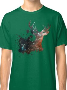 Space Stag Classic T-Shirt